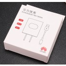 Original Huawei Accessories set for 9V 2A phone charger and 2A type c USB data charging cable